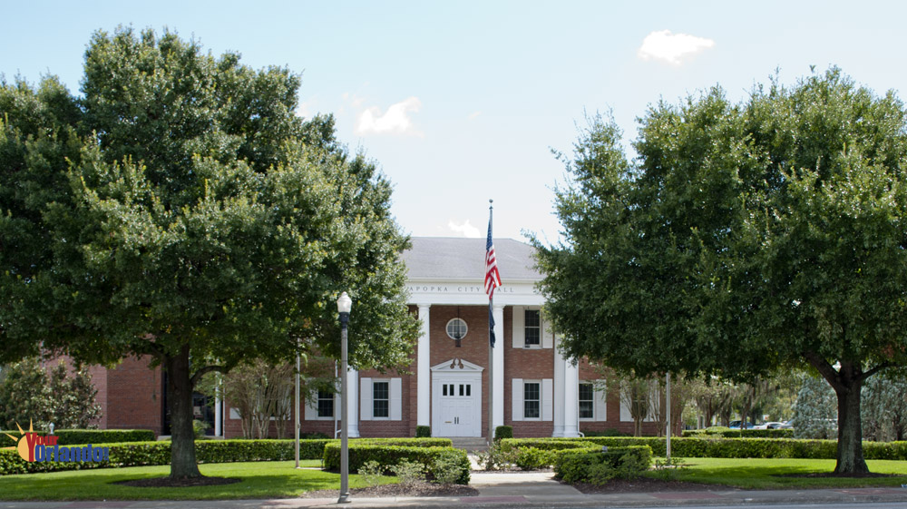 Apopka, Florida - City Hall