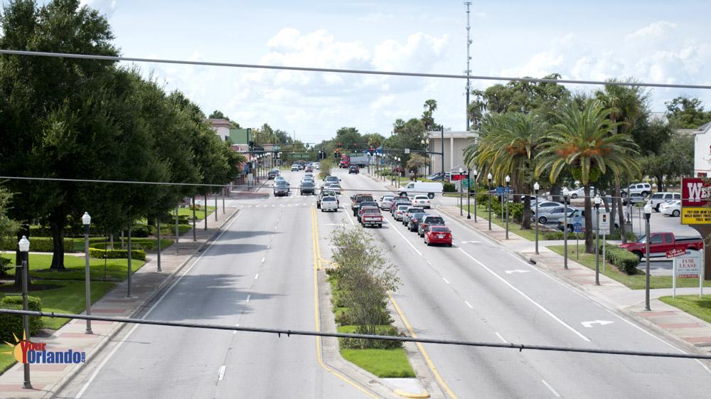 Apopka, Florida - Main Street (Hwy 441)