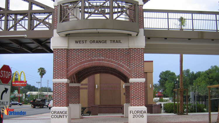 Apopka, Florida - West Orange Trail