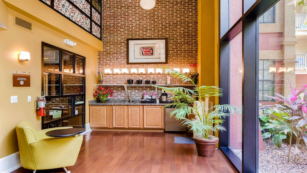 Uptown Place Condo Coffee Bar