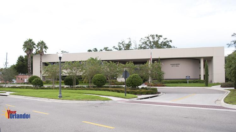 Casselberry, Florida - City Hall