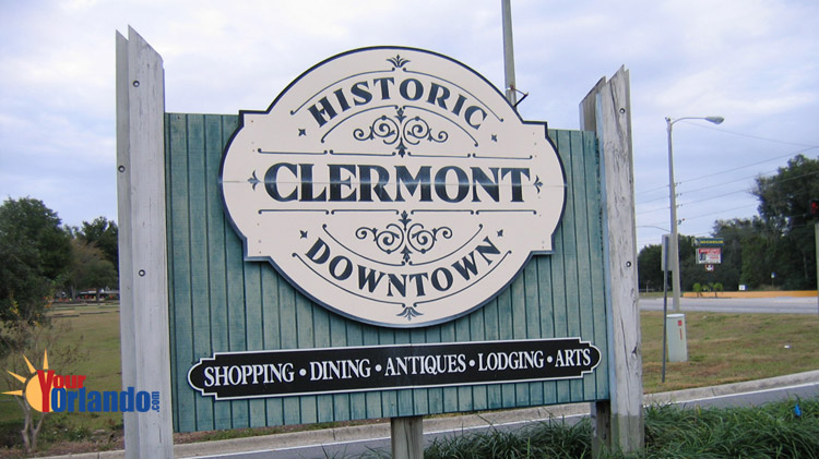 Clermont Florida - Downtown