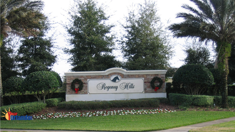 Clermont Florida - Regency Hills Neighborhood