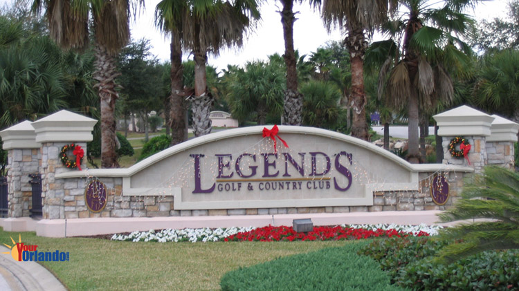 Clermont Florida - Legends Neighborhood