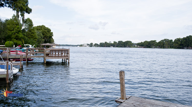 Maitland, Florida | The Lake Maitland boat launch at Fort Maitland Park
