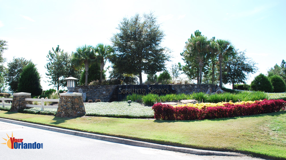 Sorrento, Florida   Sorrento Springs neighborhood
