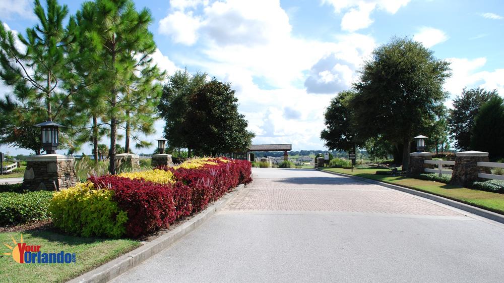 Sorrento, Florida | Sorrento Springs neighborhood