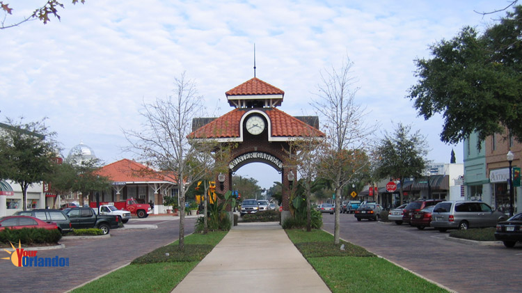 Winter Garden, Florida | The Winter Garden Clock Tower