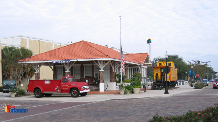 Winter Garden, Florida | The Heritage Museum