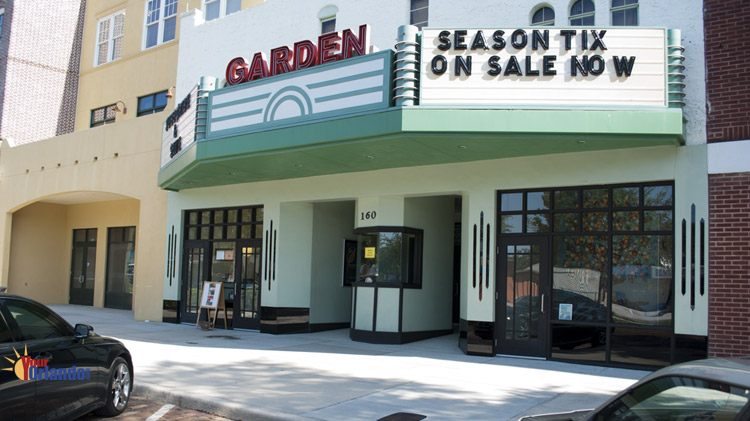 Winter Garden, Florida | The Garden Theatre in historic downtown
