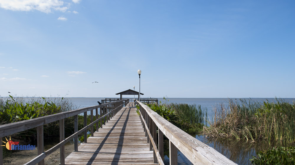 Winter Garden, Florida | Lakeview Park Pier