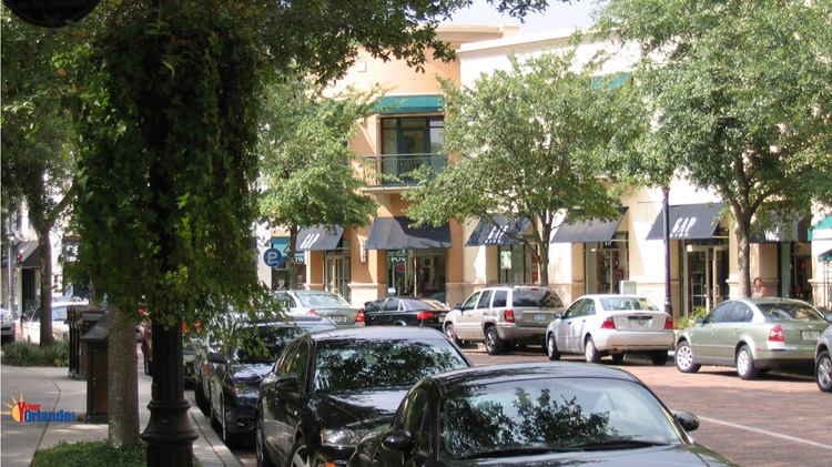 Winter Park, Florida | Downtown Winter Park