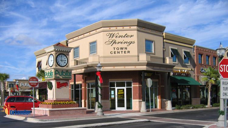 Winter Springs, Florida | The Winter Springs Town Center