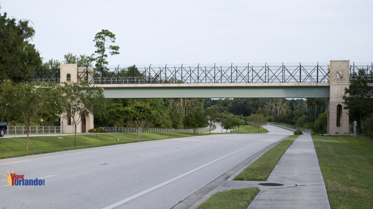 Winter Springs, Florida | The Seminole Trail Overpass