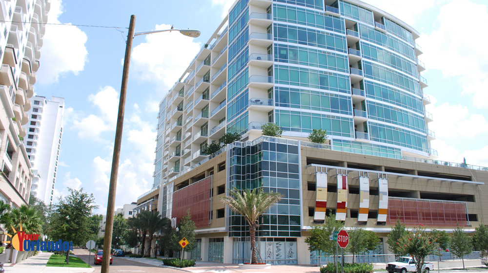 101 Eola Condos - Orlando, Florida