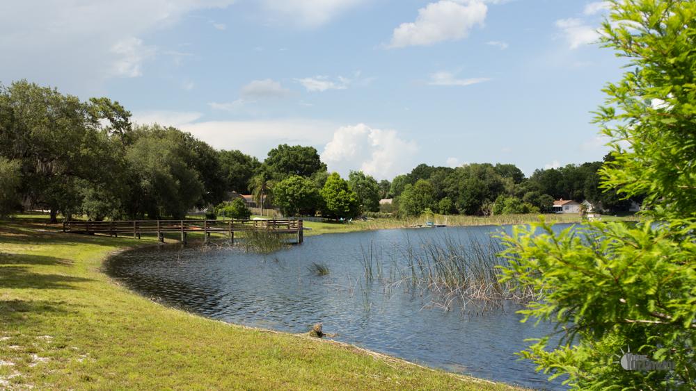 Lake Tucker - Bay Lakes at Granada - Orlando, Florida