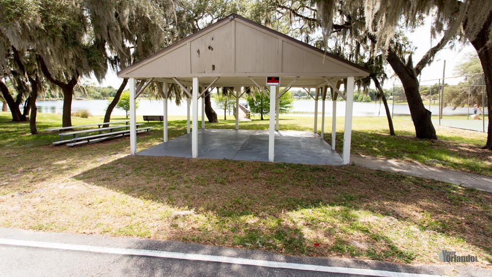 Picnic Pavillion - Bay Lakes at Granada - Orlando, Florida