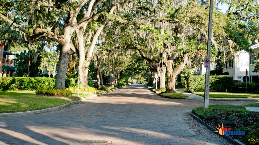 Delaney Park - Orlando, Florida