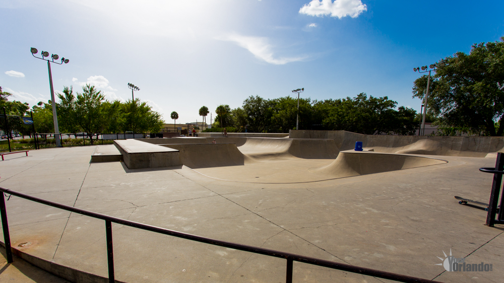East Central Park - Orlando Florida