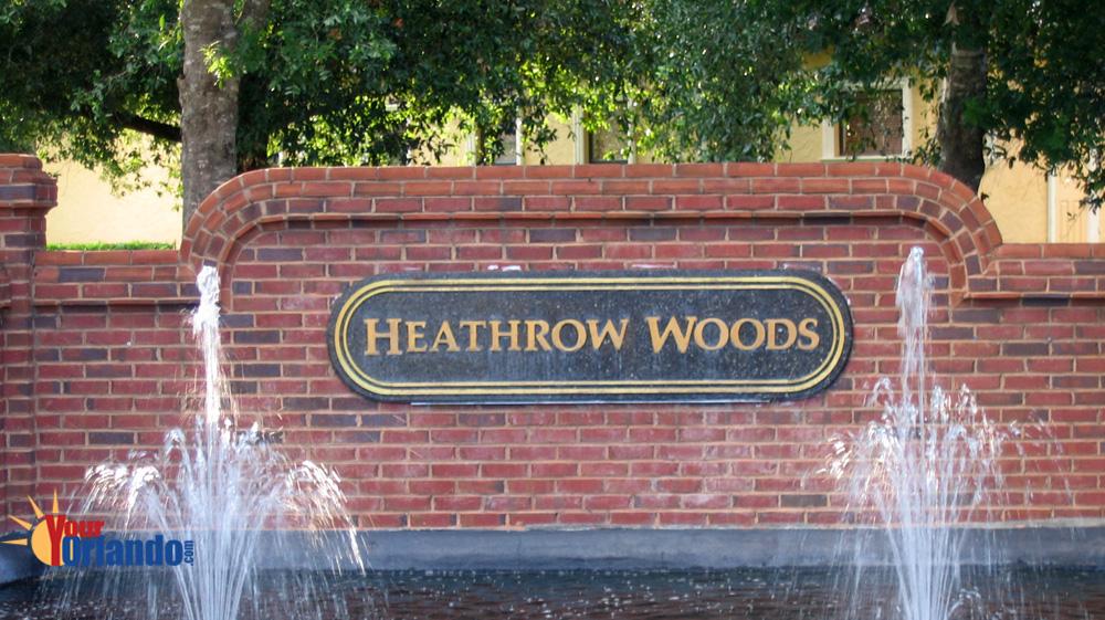 Heathrow Woods - Lake Mary, Florida