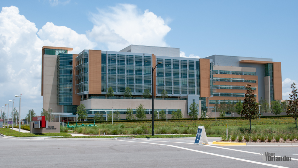 Lake Nona - Orlando, Florida - Nemours Children's Hospital