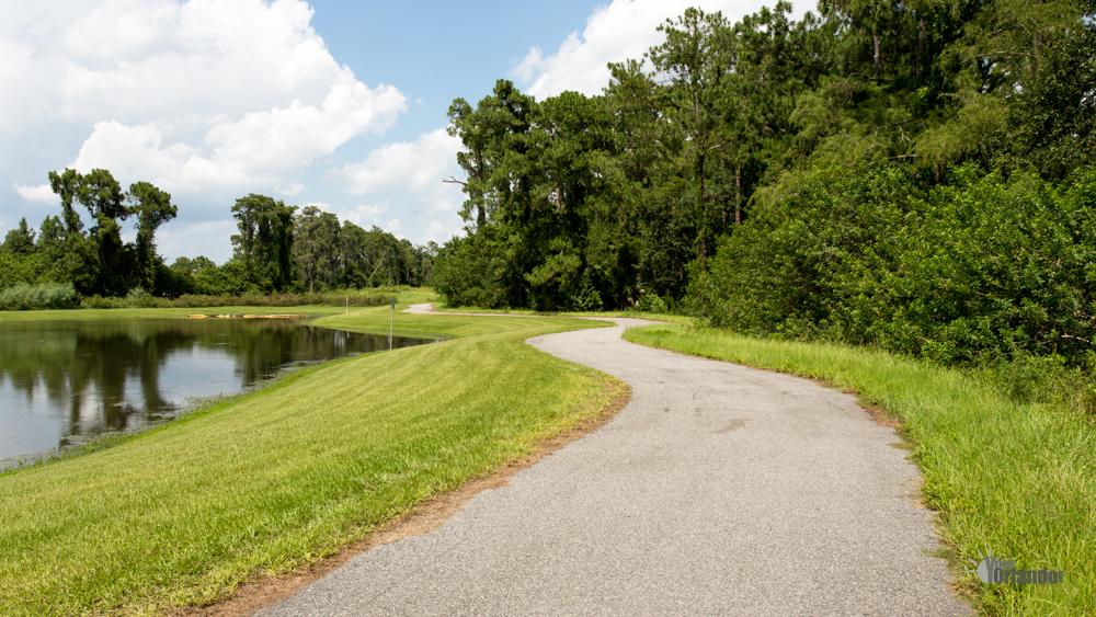 Millennia Park - Orlando, Florida