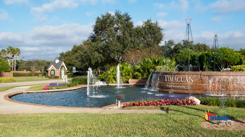 Timacuan - Lake Mary, Florida