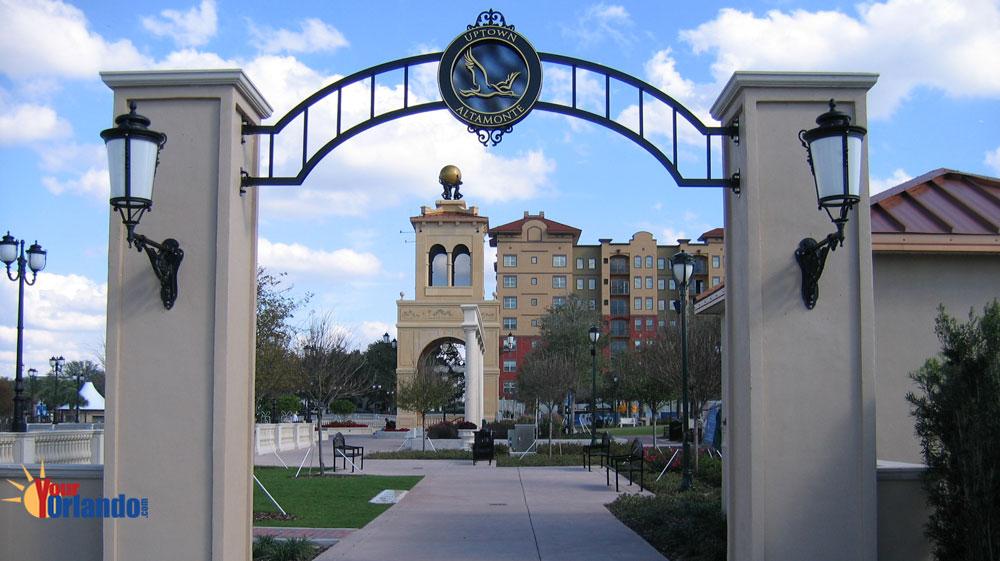 Uptown Altamonte - Altamonte Springs, Florida