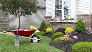 preparing home for sale - curb appeal