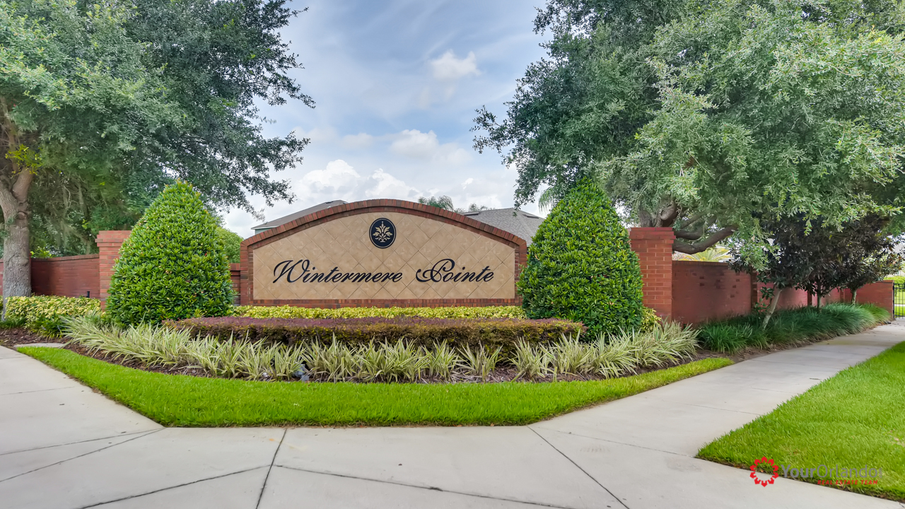 Wintermere Pointe — Winter Garden Florida