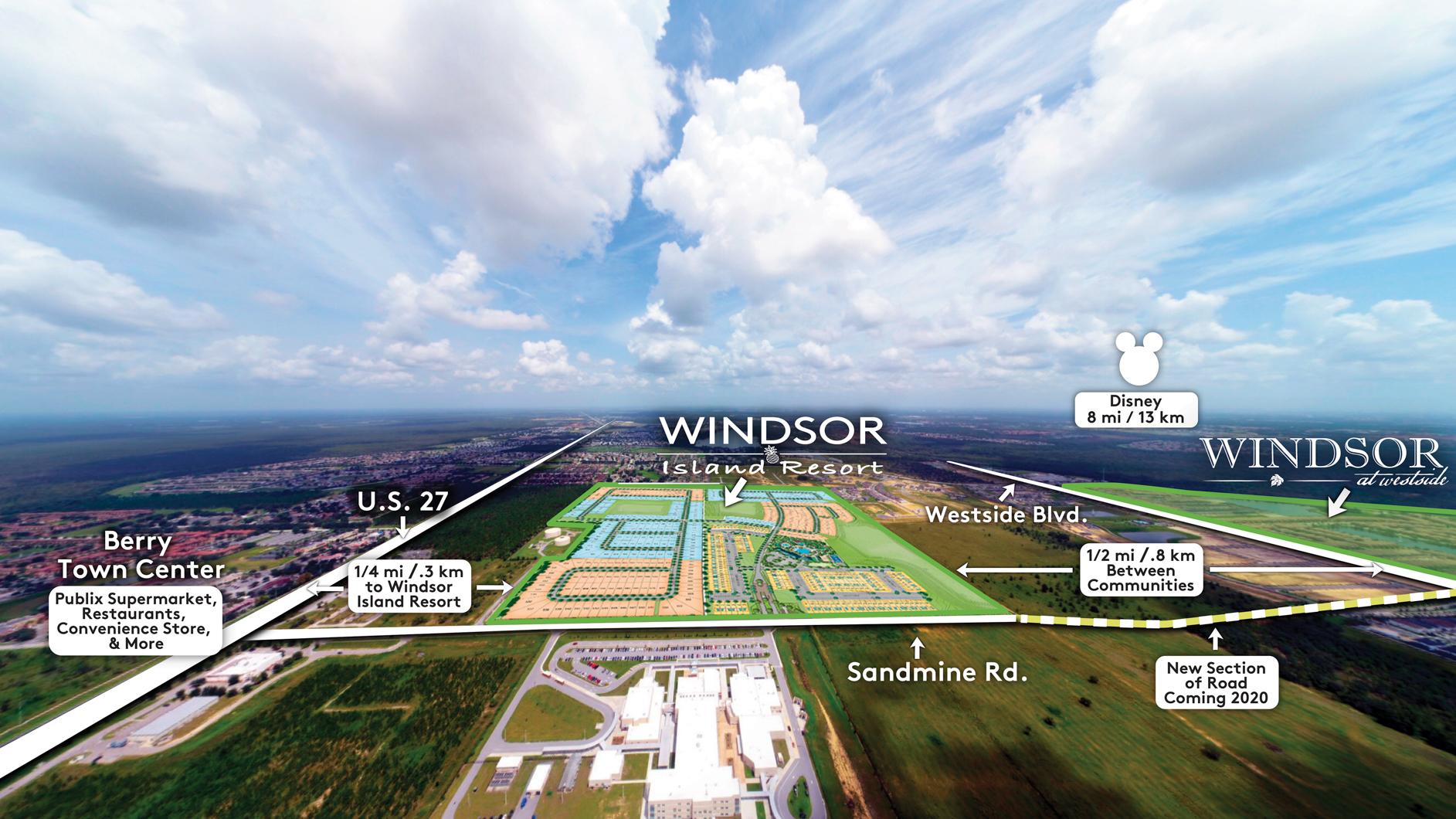 Windsor Island Resort - Davenport (Orlando), Florida